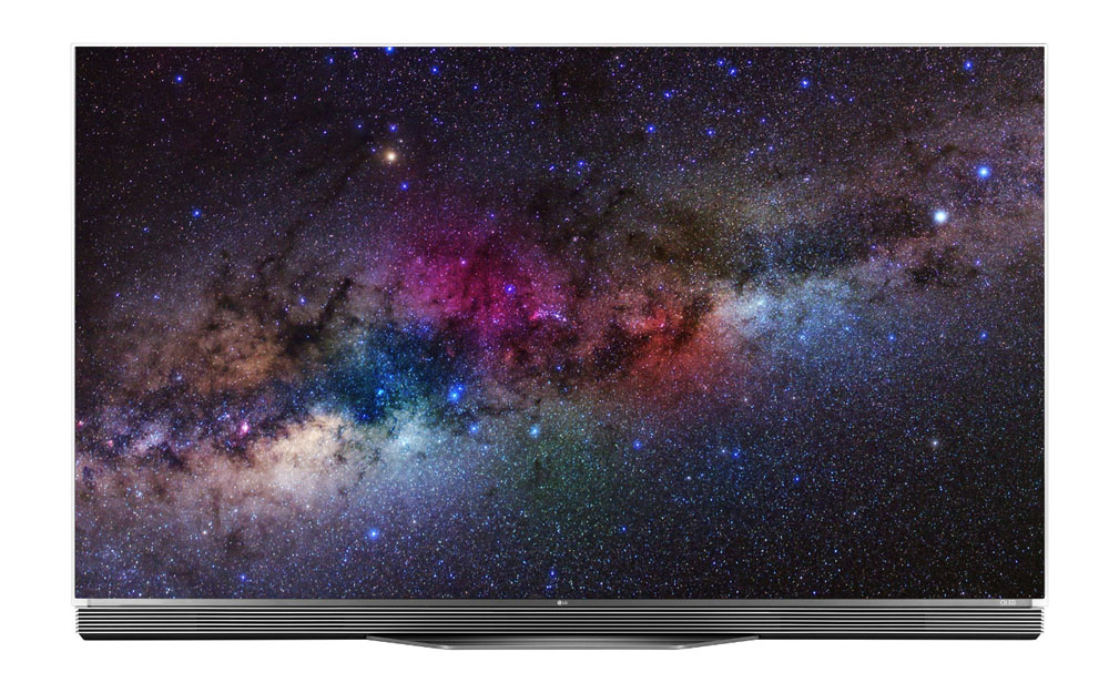 LG OLED65E6 OLED TV Review