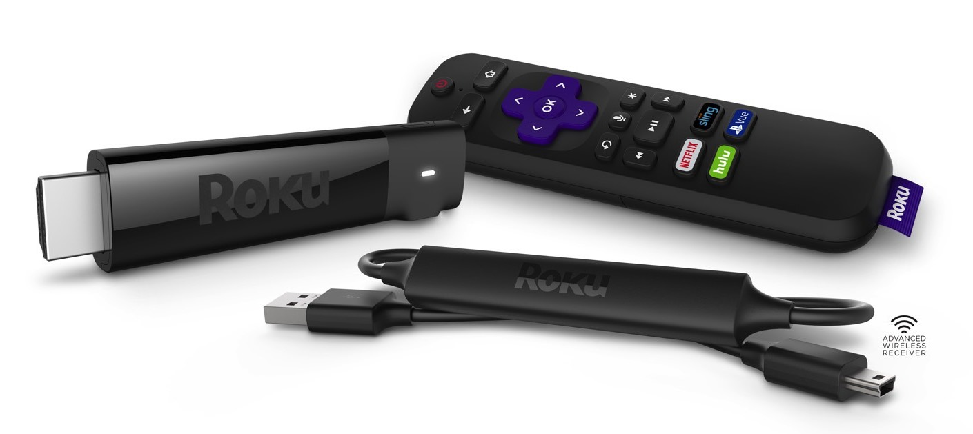 Roku Streaming Stick+ Streamer Review