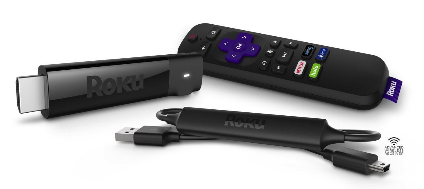 Roku Streaming Stick+ Streamer Review