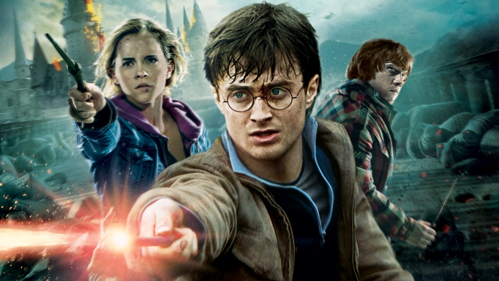 Harry Potter and the Deathly Hallows Part 2 Ultra HD Blu-ray