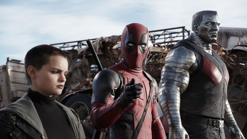 Deadpool UHD Blu-ray Review