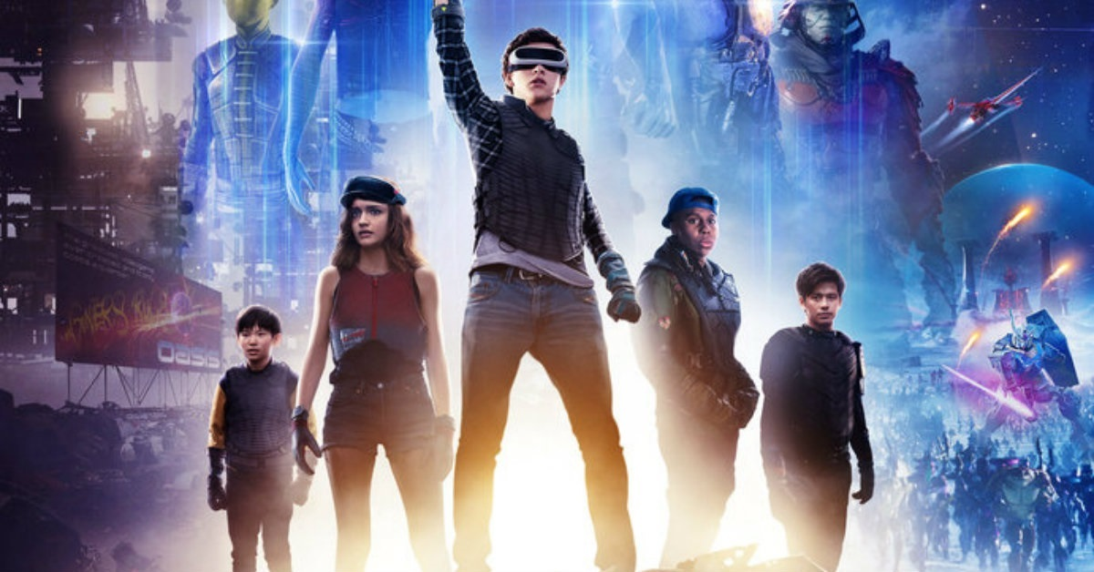 Ready Player One UHD Blu-ray Review