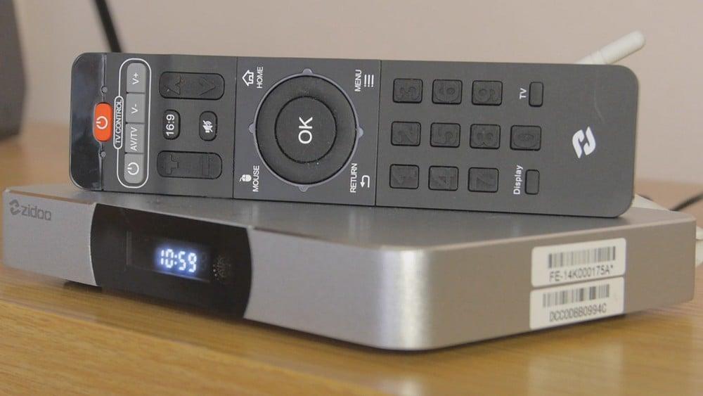 Zidoo X9 Smart TV Box Driver UPDATE