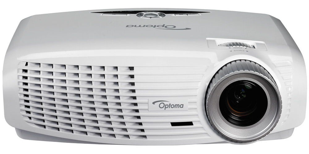 Optoma hd25 1080p full hd 3d dlp projector review avforums for Hd projector reviews