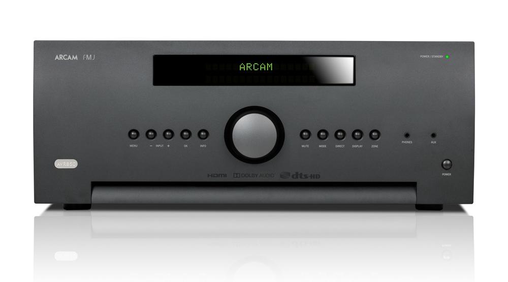 Arcam AVR850 AV Receiver Review
