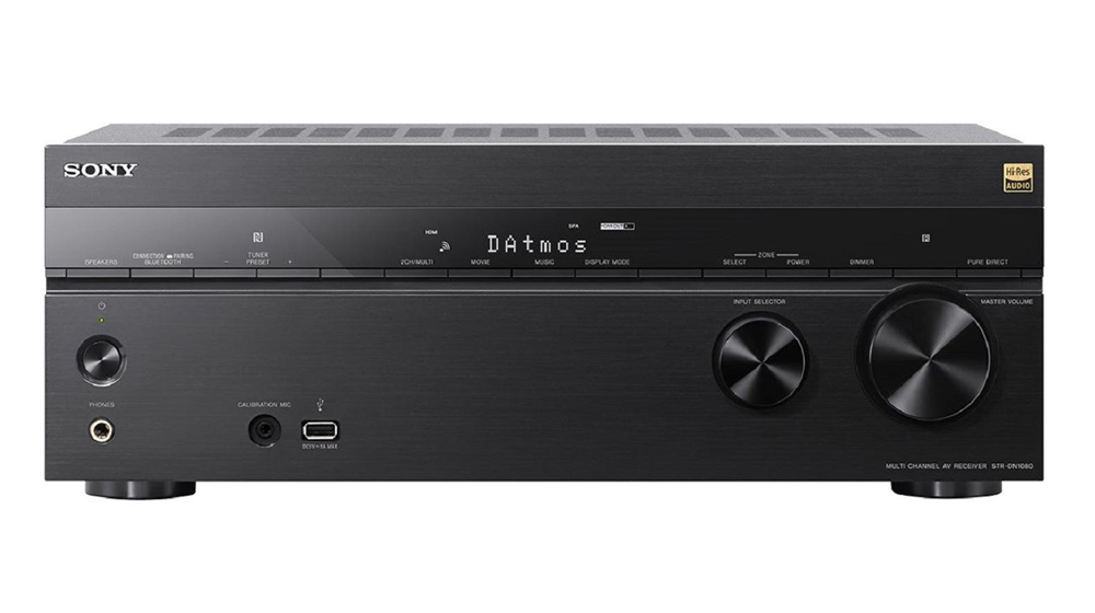 Sony STR-DN1080 AV Receiver Review