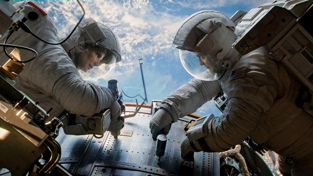 Gravity 3D Blu-ray Review