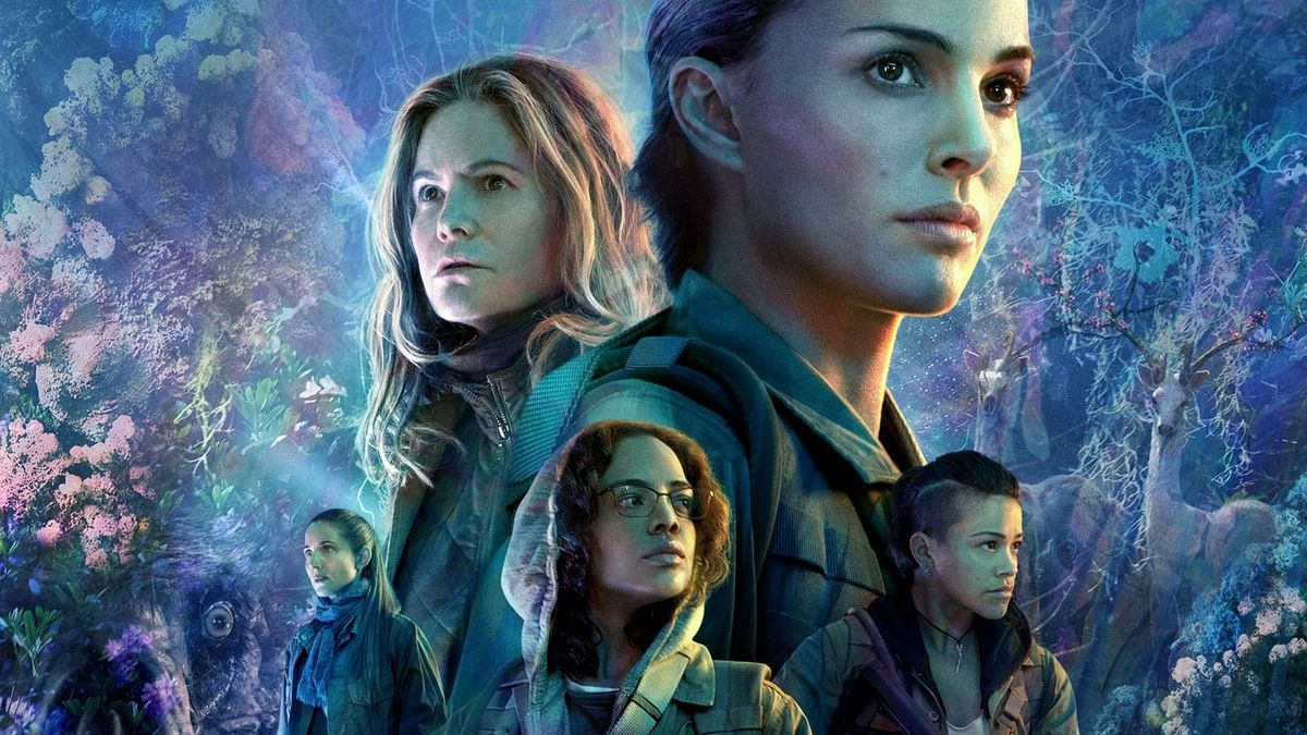 Annihilation UHD Blu-ray Review