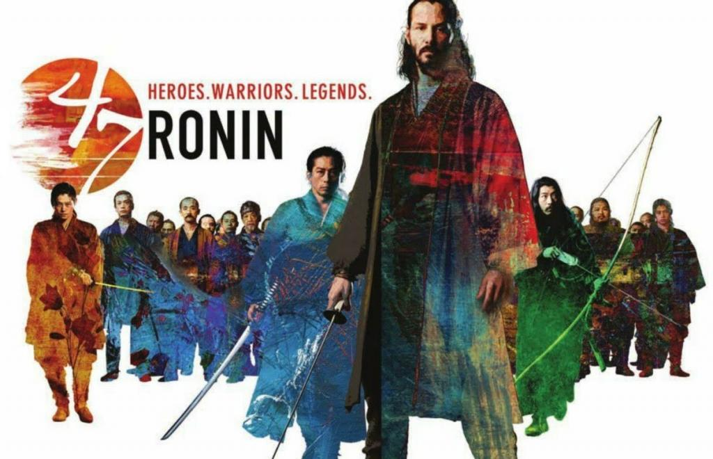 47 Ronin 3D Blu-ray Review