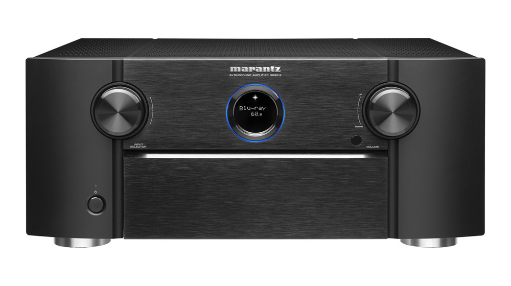 Marantz SR8012 AV Receiver Review