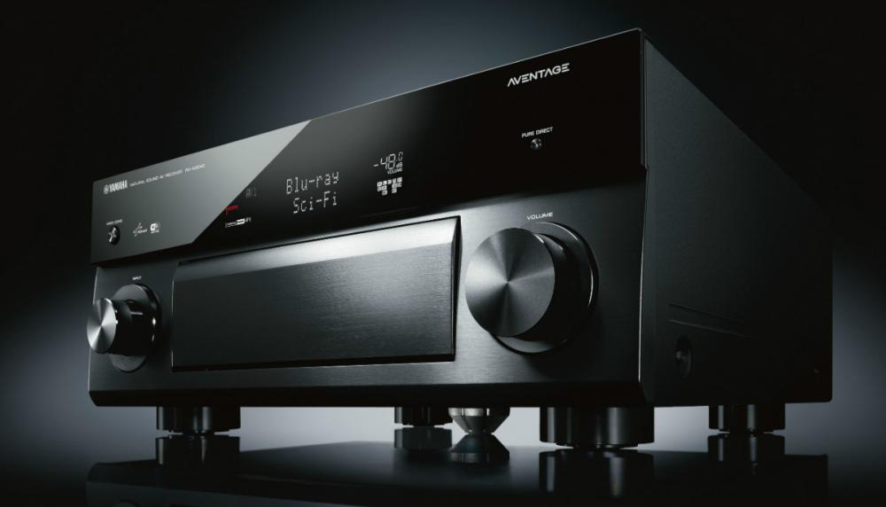 Yamaha rx a3040 av receiver review avforums for Yamaha rxv781 review