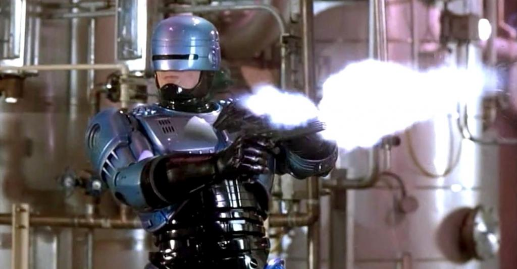 RoboCop Remastered Director's Cut Blu-ray Review