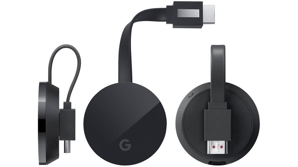Google Chromecast Ultra Streamer Review