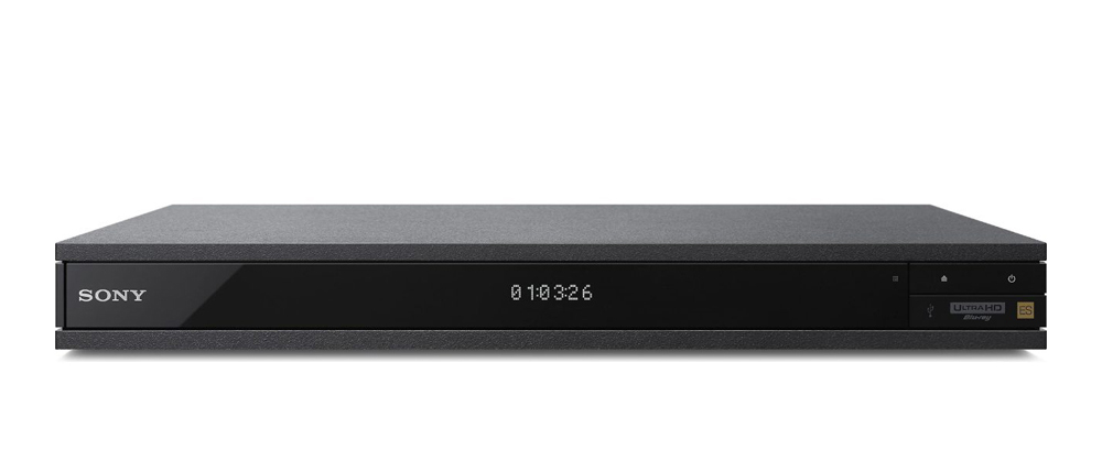 Sony UBP-X1000ES UHD Blu-ray Player Review