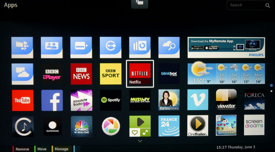 Philips Smart TV System 2014 Review | AVForums
