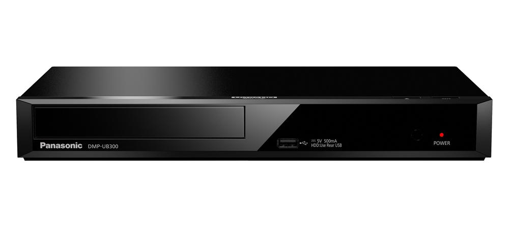 Panasonic DMP-UB300 UHD Blu-ray Player Review