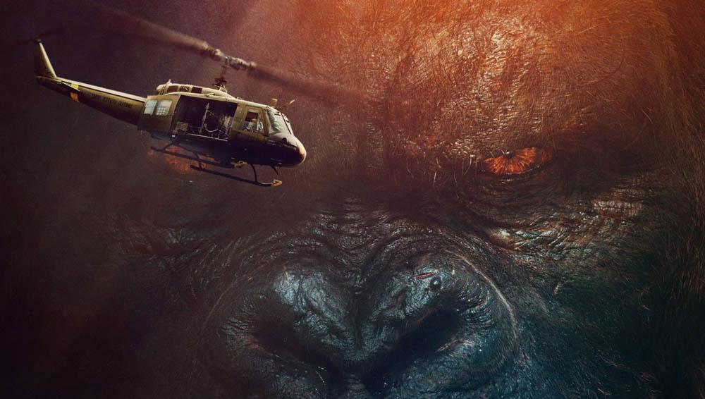 Kong: Skull Island Movie Review