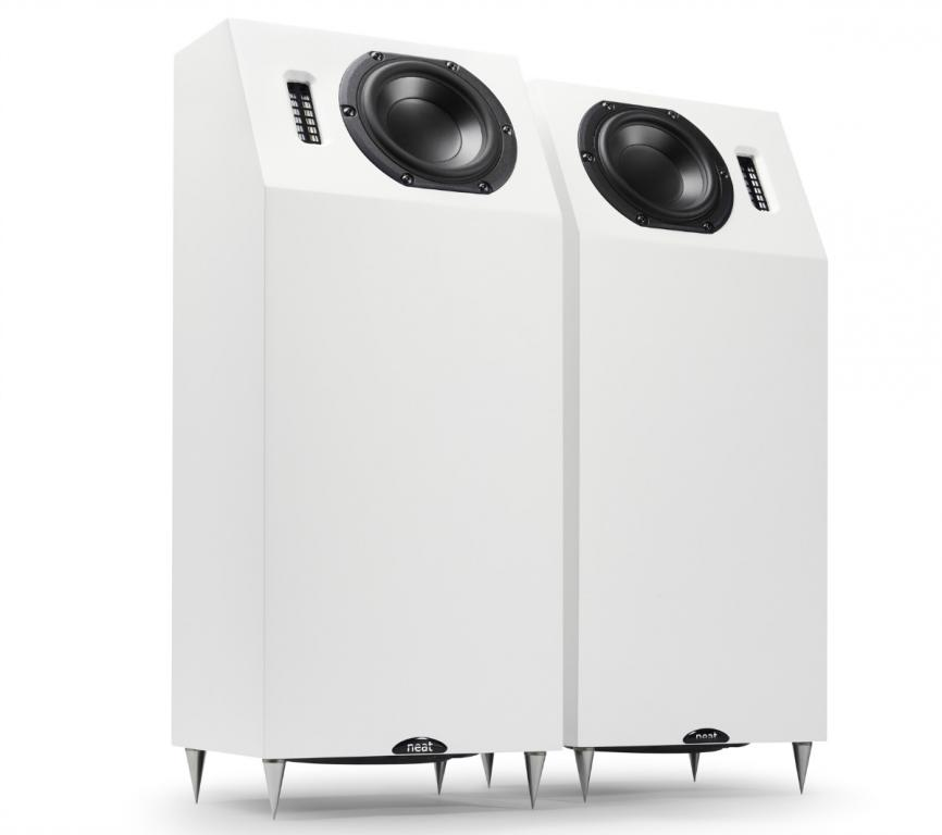 Neat IOTA Alpha  Hi-Fi Speaker Review