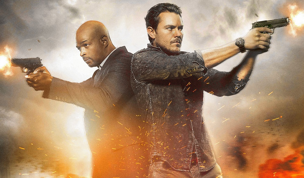 Lethal Weapon Season 1 Blu-ray Disc Review | AVForums