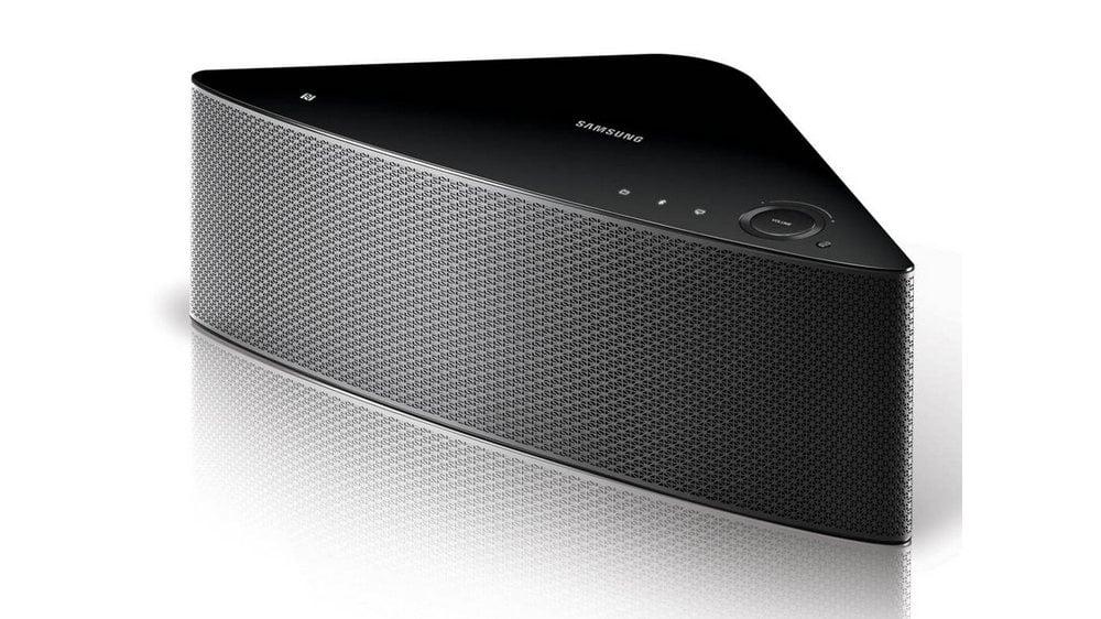 samsung m7 multiroom speaker system review avforums. Black Bedroom Furniture Sets. Home Design Ideas