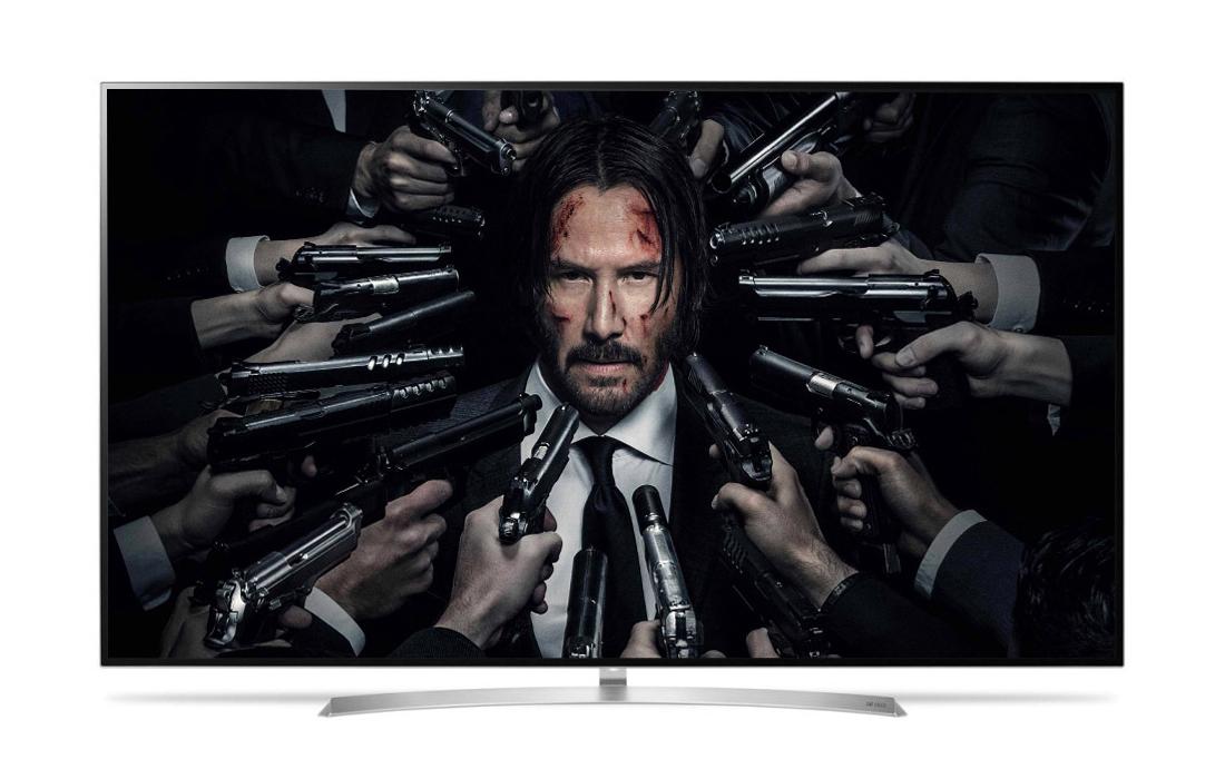 LG OLED55B7V OLED TV Review