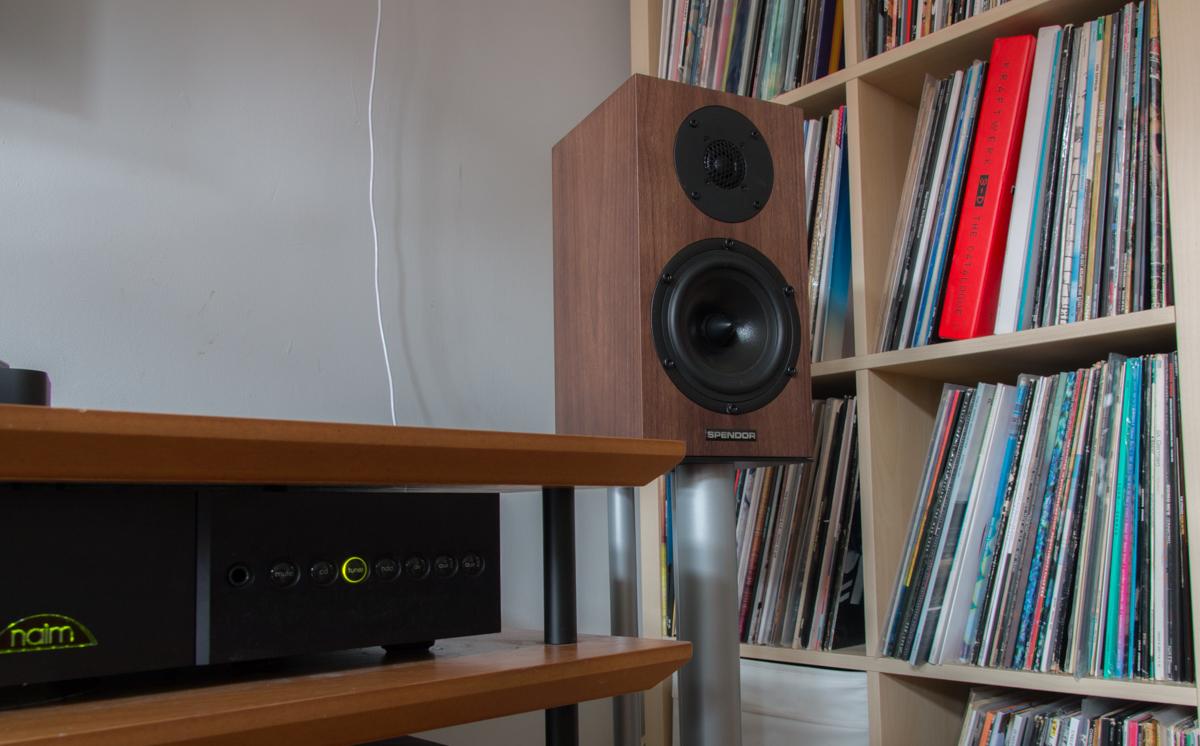 Spendor A1 Hi-Fi Speaker Review