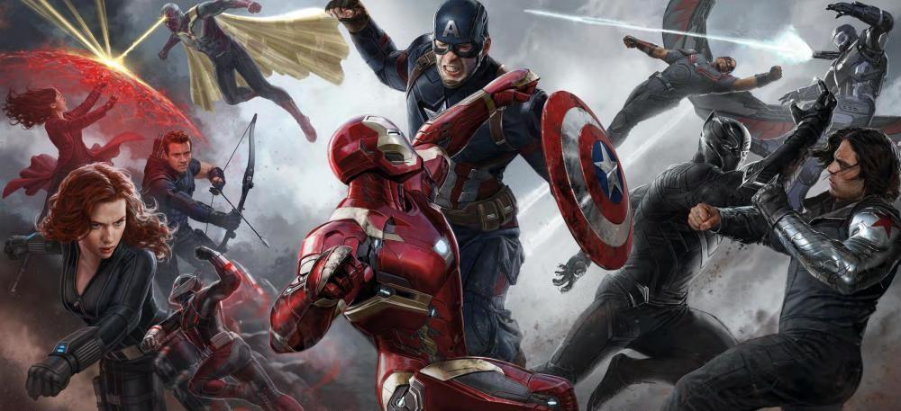 Captain America: Civil War Blu-ray Review