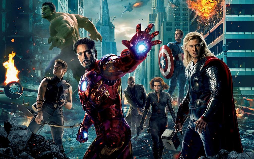Avengers Assemble UHD Blu-ray Review