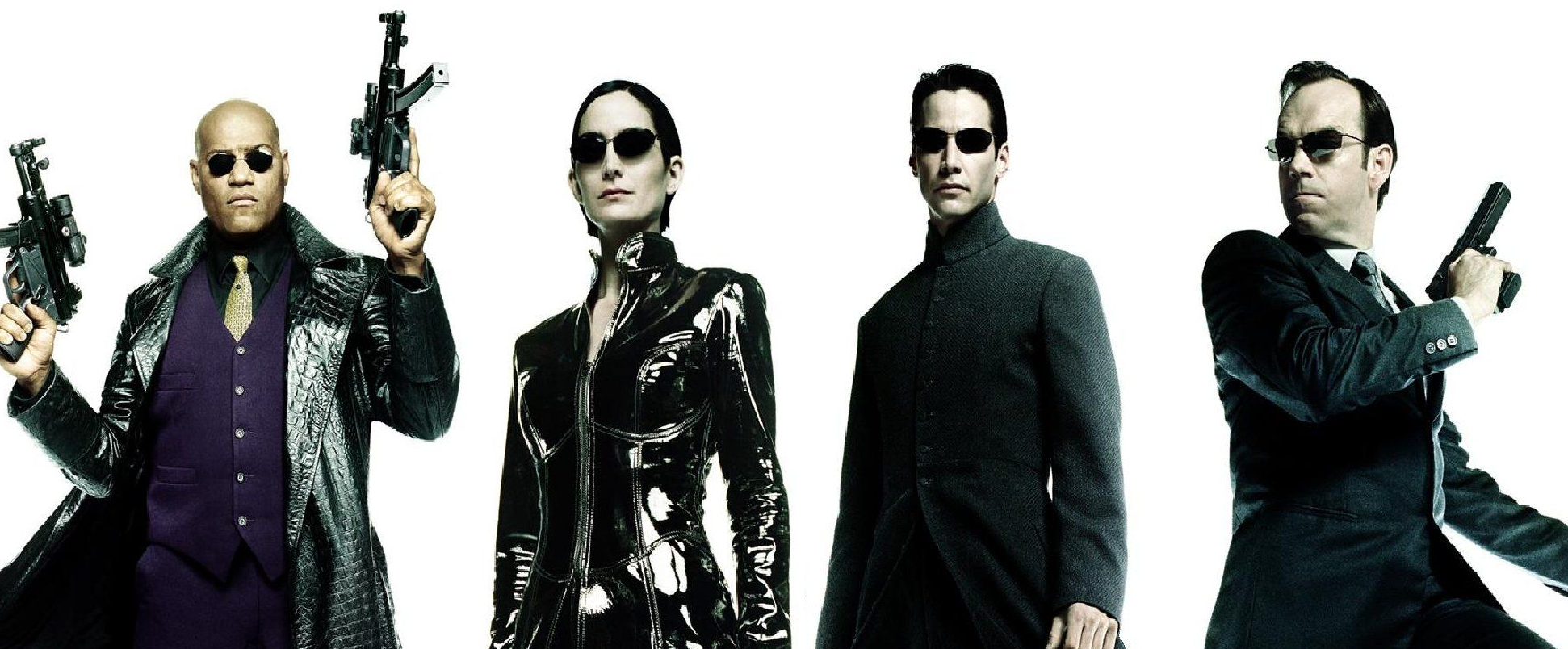 The Matrix Reloaded UHD Blu-ray Review