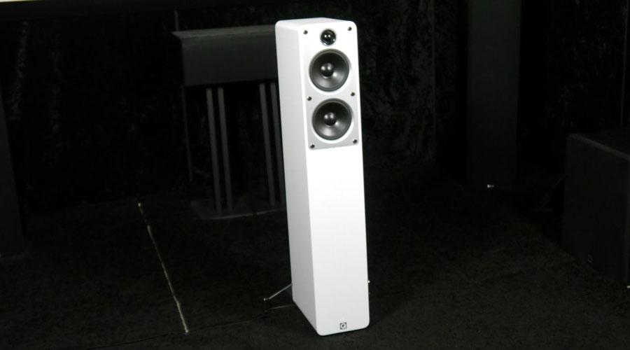 q acoustics concept 40 speaker review avforums. Black Bedroom Furniture Sets. Home Design Ideas