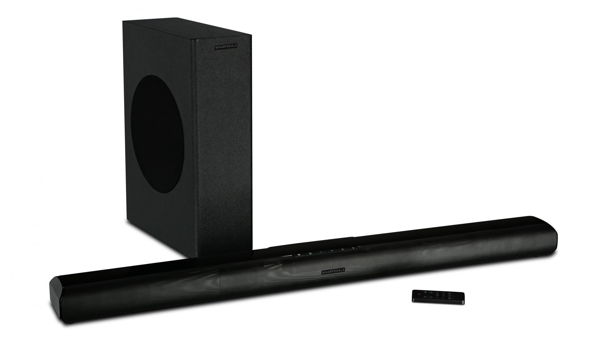 Wharfedale Vista 200S Soundbar Review