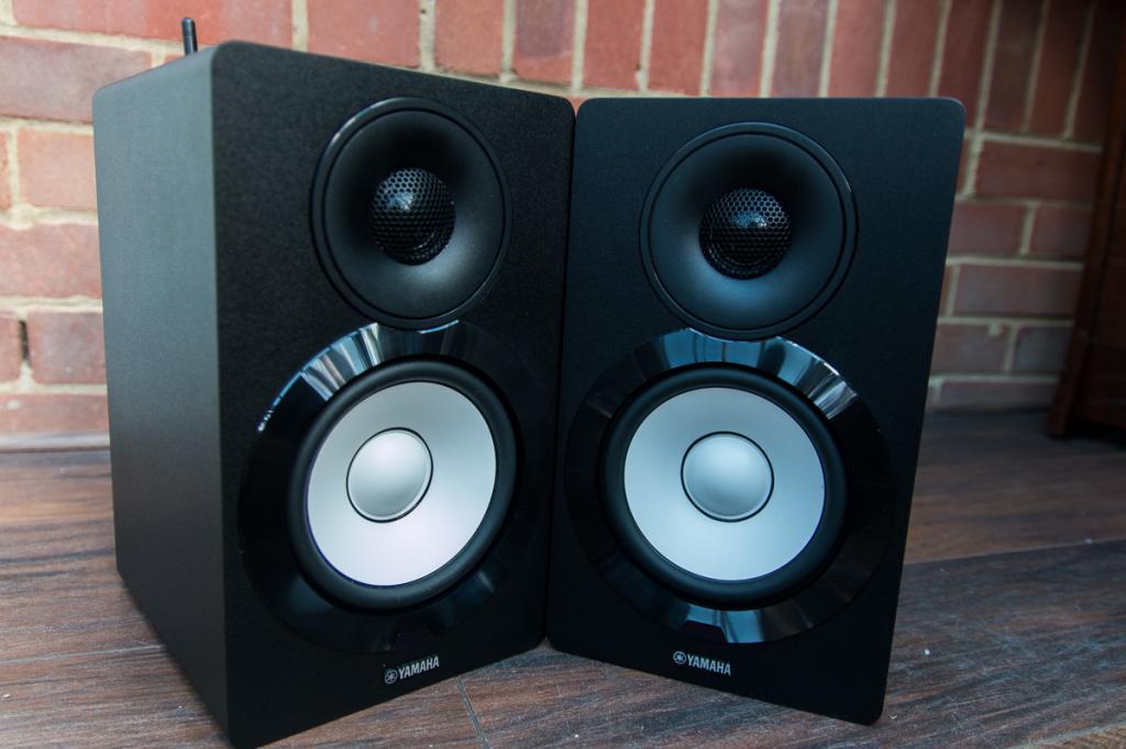 yamaha nx n500 yamaha n500 musiccast speaker review