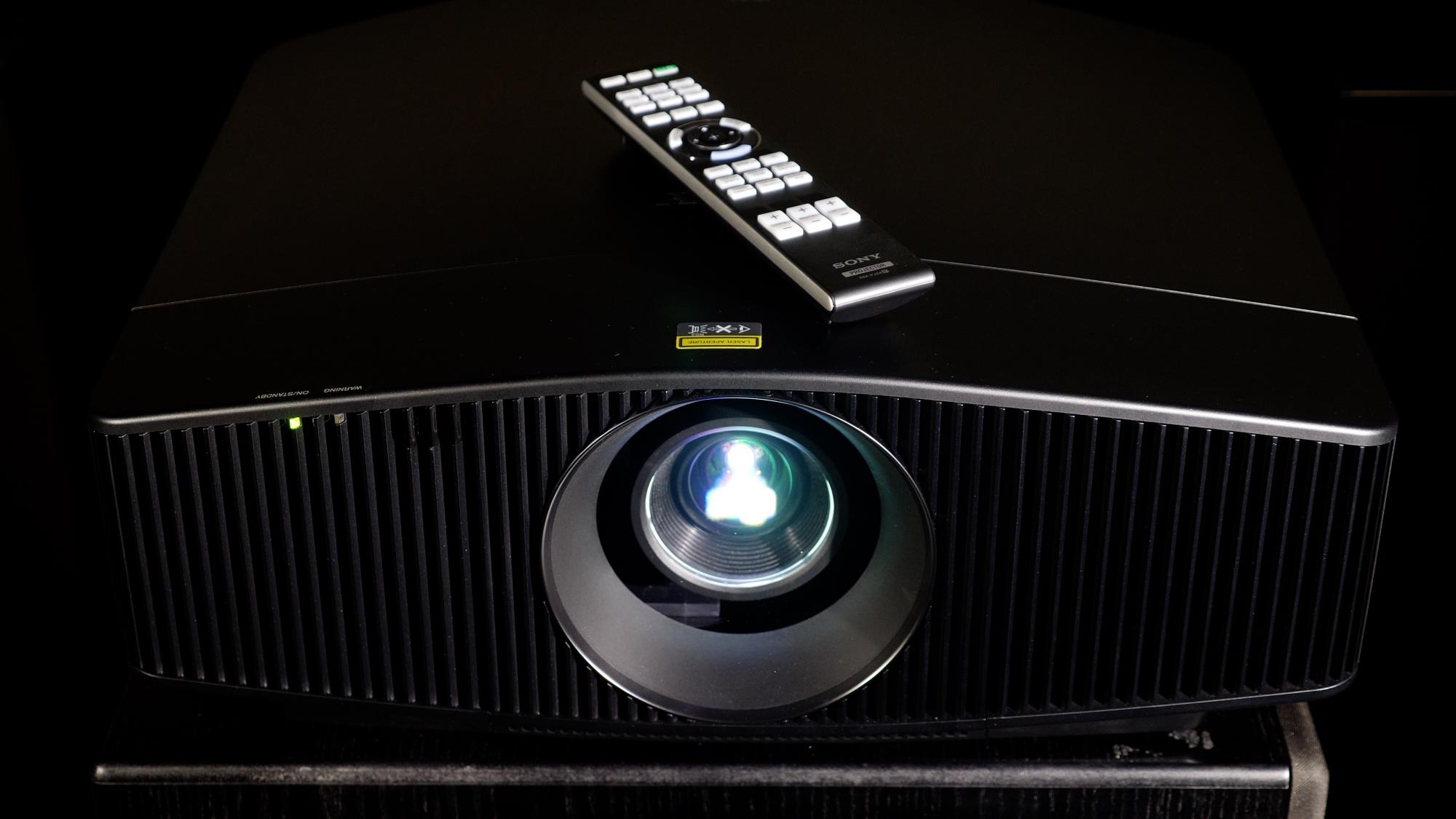 Sony VPL-VW760ES Projector Review