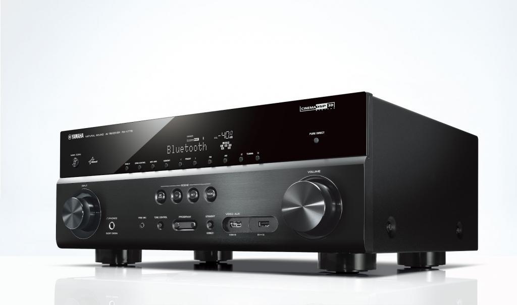 Yamaha Rx V779 7 2 Av Receiver Review Avforums