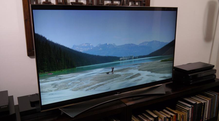 LG 55UF950V LED LCD TV Review
