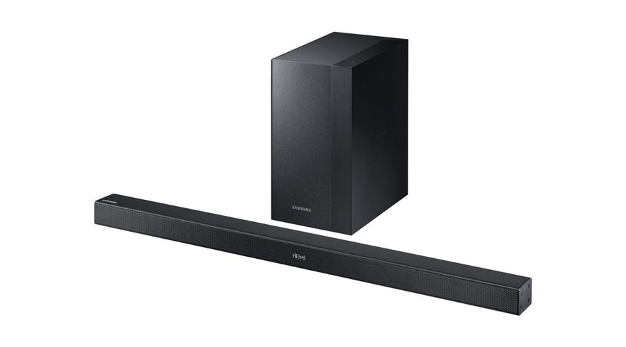 samsung hw k450 soundbar review avforums. Black Bedroom Furniture Sets. Home Design Ideas