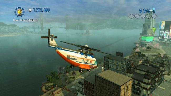 LEGO City Undercover Video Game Review