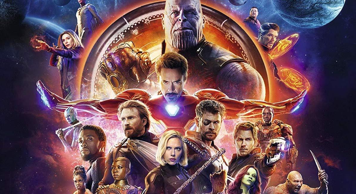 Avengers: Infinity War UHD Blu-ray Review