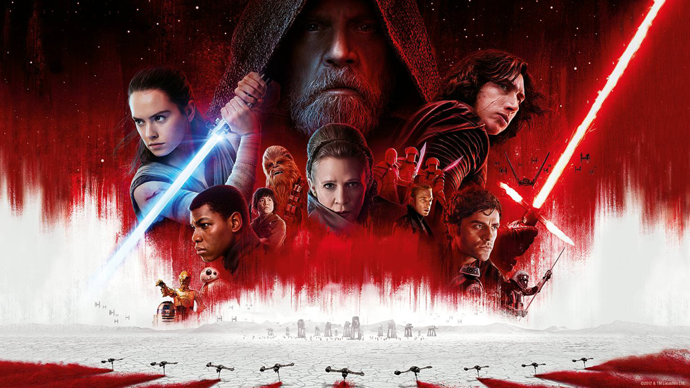 Star Wars: Episode VIII – The Last Jedi Movie Review