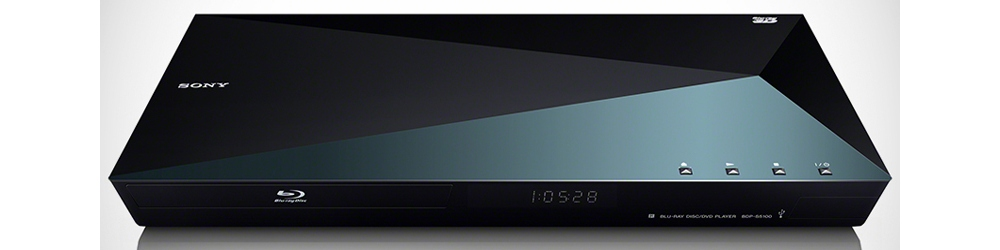Sony BDP-S5100 Blu-ray Player Review