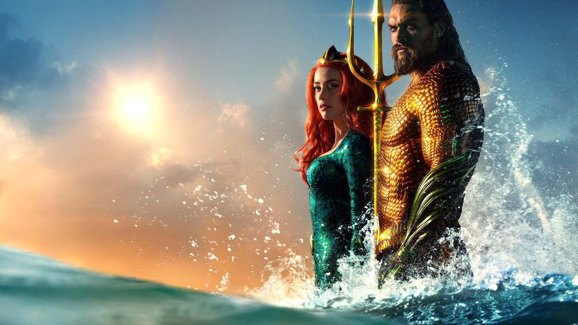 Aquaman UHD Blu-ray Review