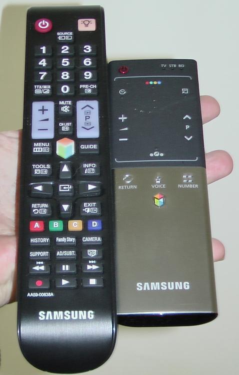 Samsung ES7000 (UE-55ES7000) 3D LED LCD Smart TV Review ...